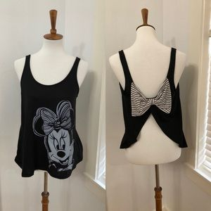 Disney parks limited edition Minnie Mouse tank